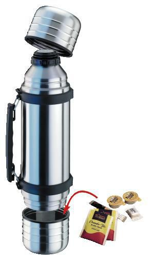 Isolierflasche DUO 1,0 L