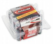 Red Alkaline Batterie-Packs