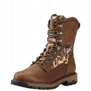 "Ariat Conquest 8"" GTX® 400G Winter Jagdstiefel Camouflage"