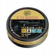 RWS R 10 MATCH HV | 4,48 mm
